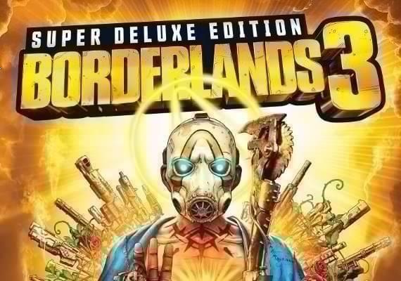 Borderlands 3 Super Deluxe Edition Steam