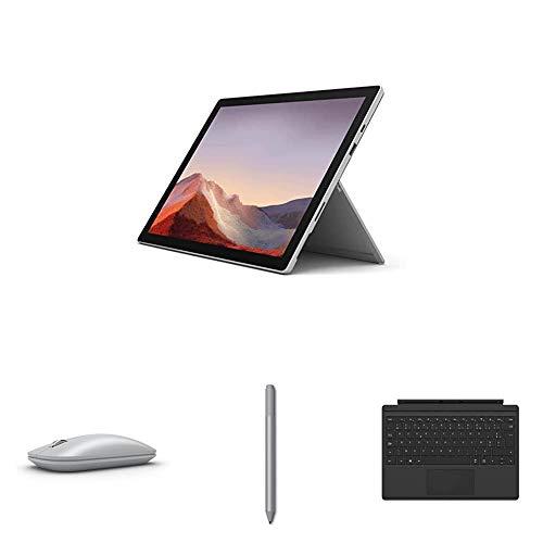 Surface Pro 7, i5, 8 GB RAM, 256 GB SSD Bundle. Achtung: AZERTY Tastatur