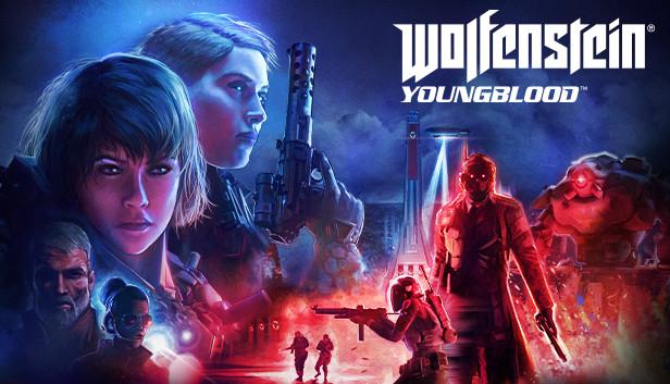Wolfenstein: Youngblood (International Version), Steam/Bethesda