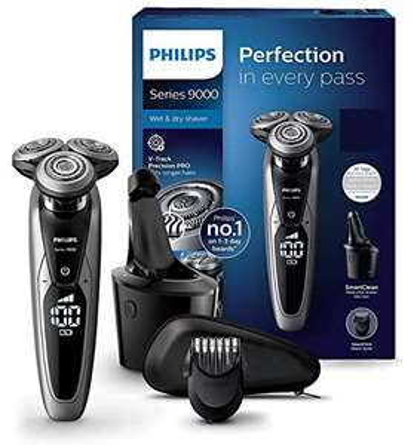 Amazon Prime Philips S9711/31 Elektrischer Nass-und Trockenrasierer
