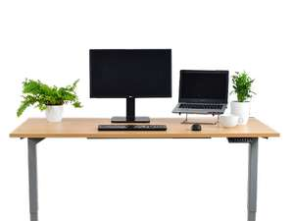 Ergotopia BlackFriday (10-25%) - Bürostuhl NextBack, Höhenverstellbarer Tisch Desktopia Pro, Hocker, Yogamatte ...