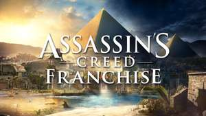 [Steam Herbstsale] Assassin's Creed Franchise reduziert, z.B. Assassin's Creed Odyssey Ultimate Edition für 28,74€