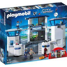 Playmobil City Action - Polizei-Kommandozentrale (6872)