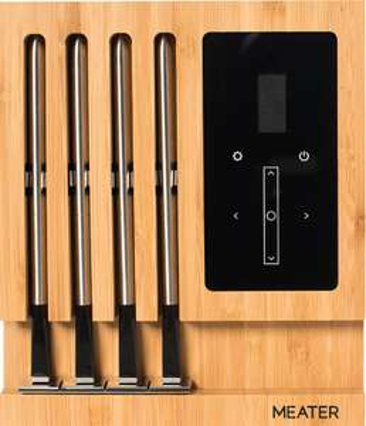 Meater Block Bluetooth und WLAN Thermometer mit 4 Fühlern
