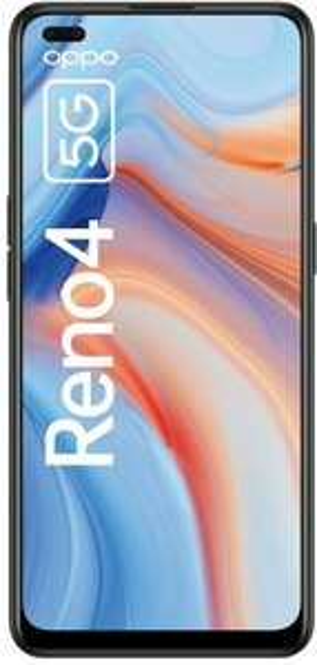 Oppo Reno4 5G im O2 Blau (7GB LTE, Allnet/SMS, VoLTE und VoWiFi) mtl. 14,99€ einm. 4,95€ bei 14,99€ AG