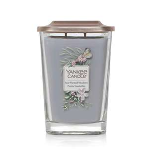 (Amazon Prime) Yankee Candle Elevation Sun Warmed Meadows groß 2 Dochte