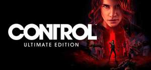 [Steam] Control Ultimate Edition (@Gamebillet, offizieller Reseller)