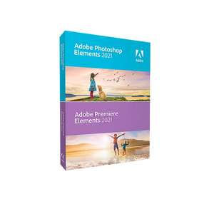 Adobe Photoshop & Premiere Elements 2021 (Windows & Mac OS) (Cyberport Stores) - Fotobearbeitung / Videobearbeitung