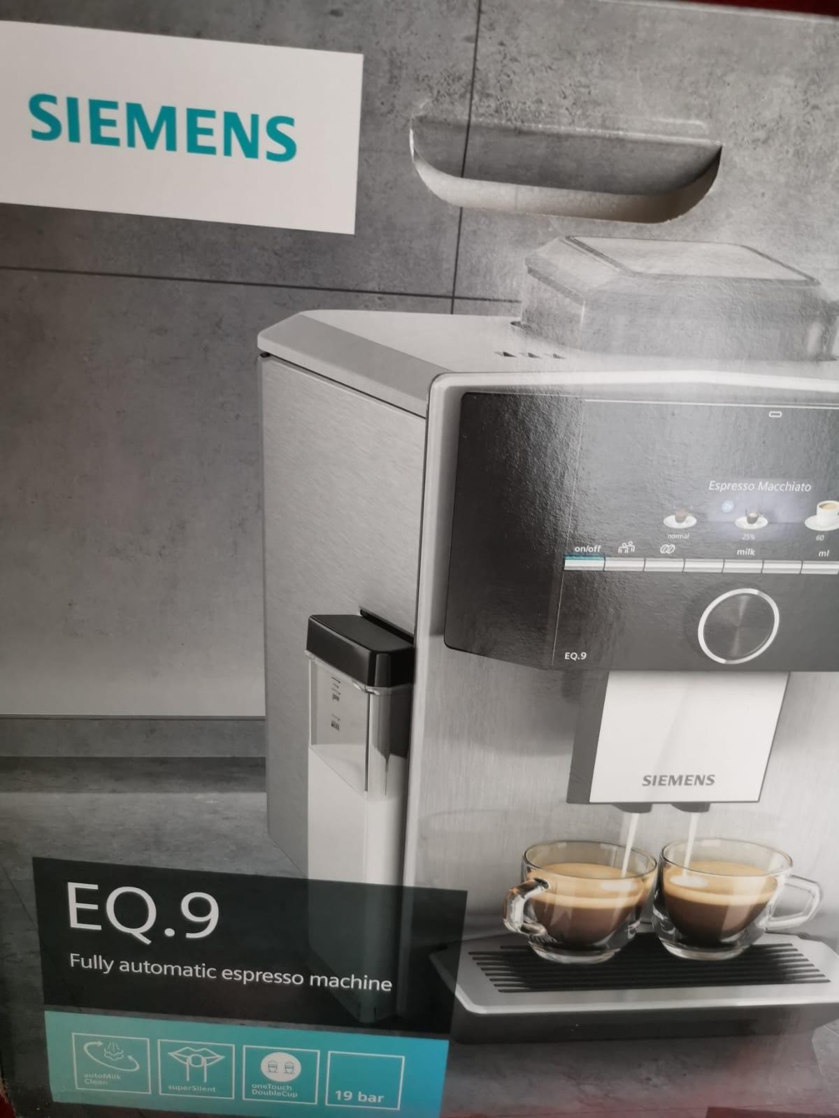 Siemens EQ.9 S300 / TI923509DE / LOKAL in ERLANGEN