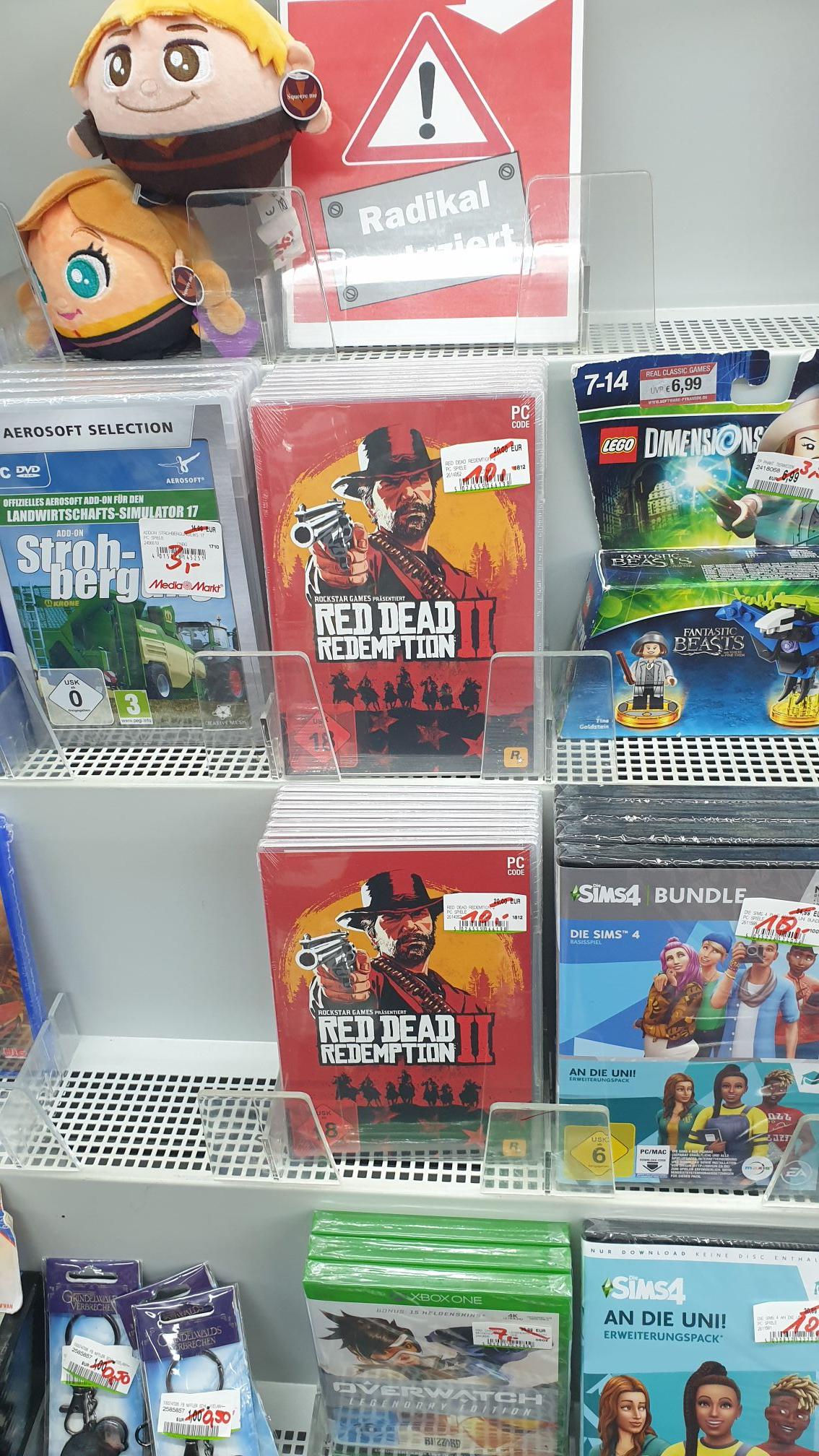 [Lokal|Paderborn] Red Dead Redemption 2