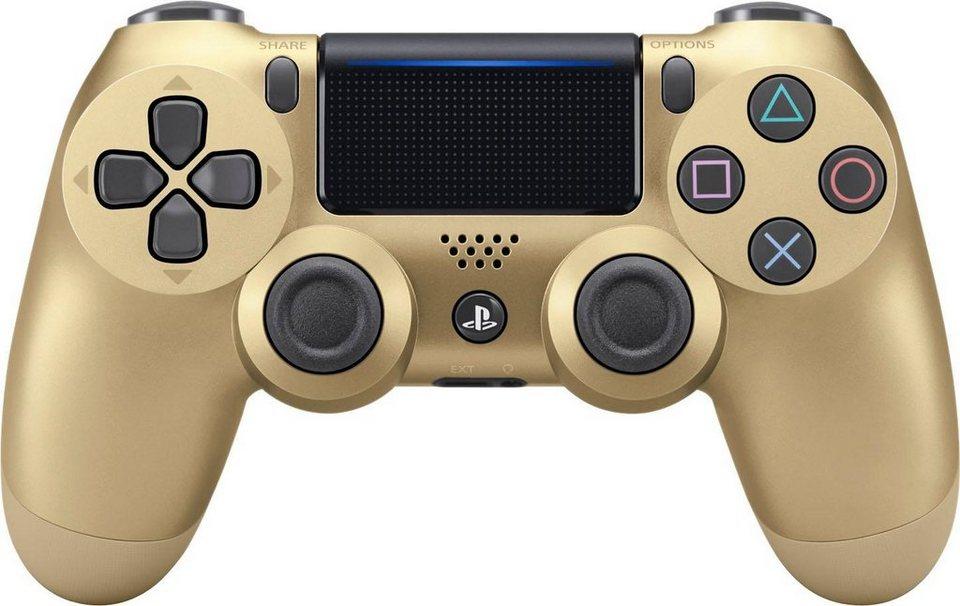 Sony DualShock 4 V2 Gold für 39,99€ (OTTO)