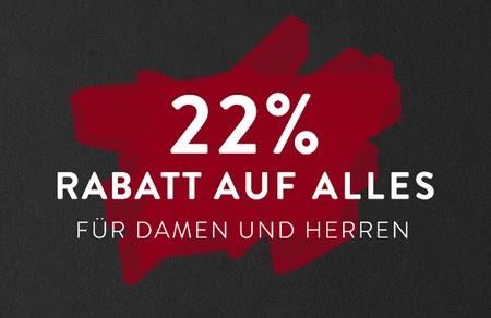[Mirapodo] 22% auf Alles für Damen und Herren