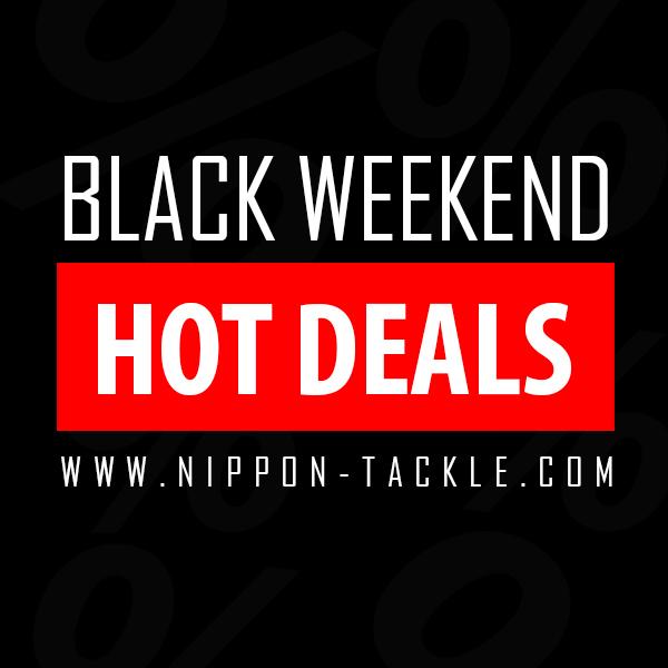 Nippon Tackle - Angelausrüstung - Black Weekend