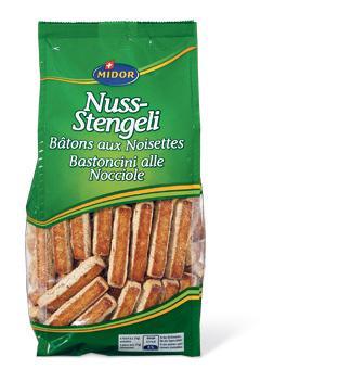 [migros-shop.de] Nuss-Stengeli XXL 5 KG