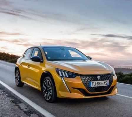 Privatleasing: Peugeot 208 Elektro / 136 PS (konfigurierbar) für 125€ (eff 156€) monatlich - LF: 0,39