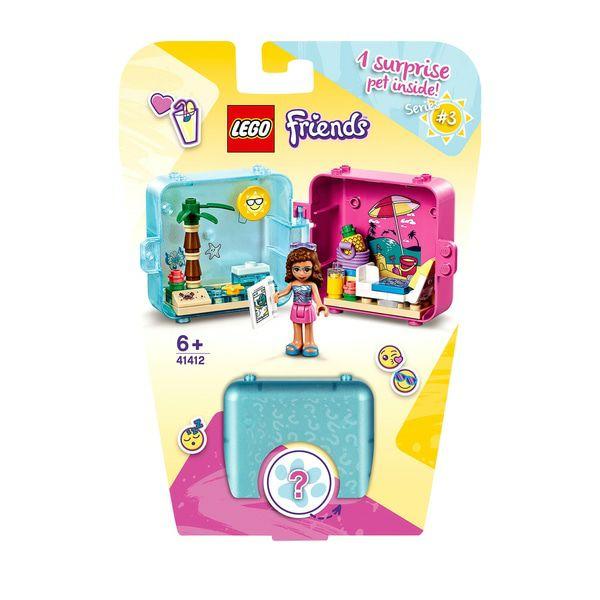 Smyth Toys (click &collect) 2 Lego Friends Würfel / Cubes für 10 Euro