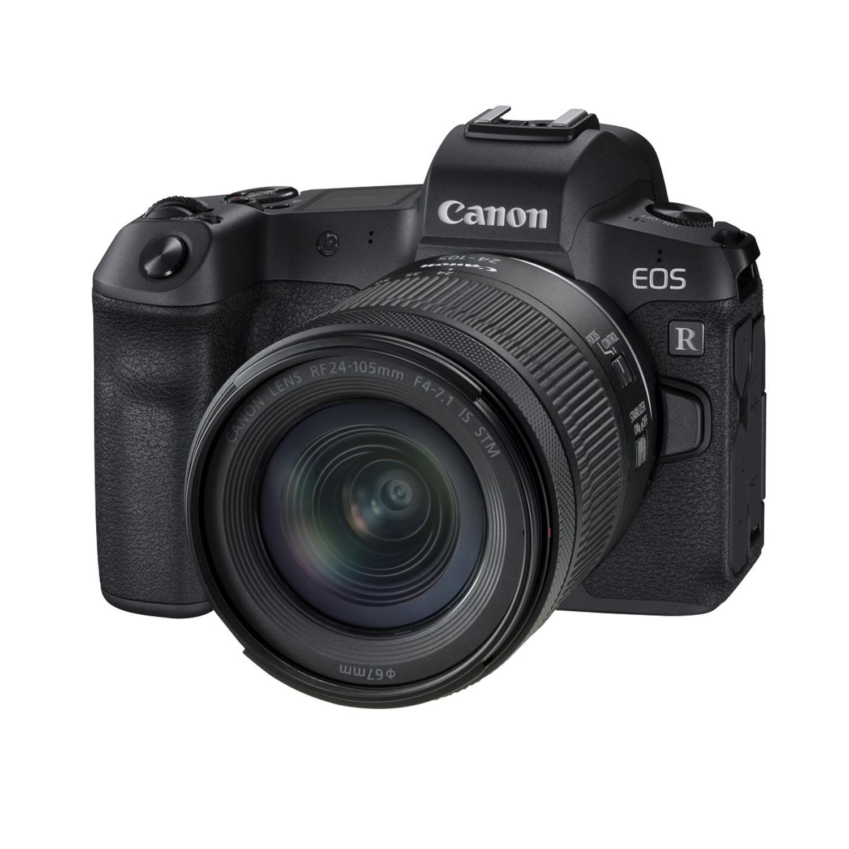 Canon EOS R mit RF 24-105mm F4-7.1 IS STM noch günstiger bei Sauter