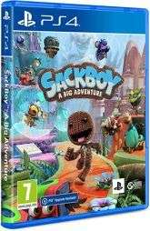 Sackboy: A Big Adventure (PS4) [Netgames]
