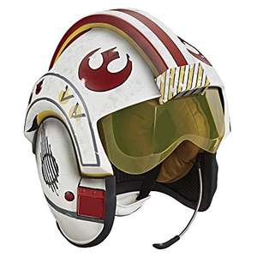 Hasbro Star Wars: The Black Series Luke Skywalker Battle Simulations-Helm