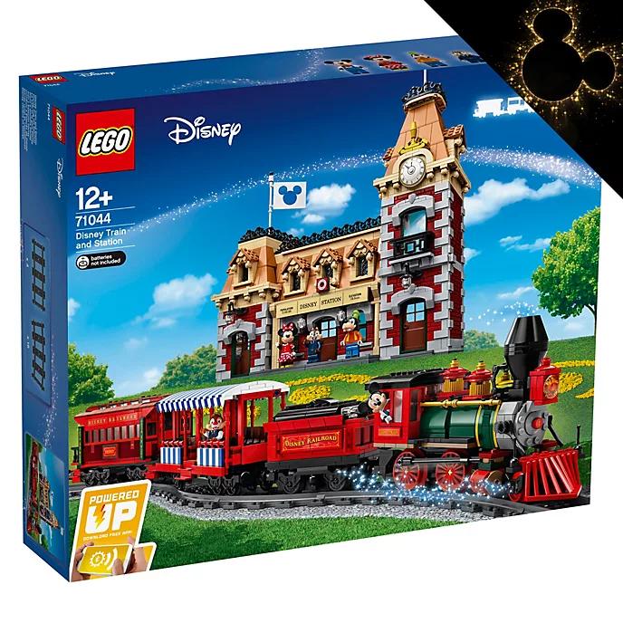 LEGO Disney 71044 Zug mit Bahnhof im Disney Shop direkt für 264 €