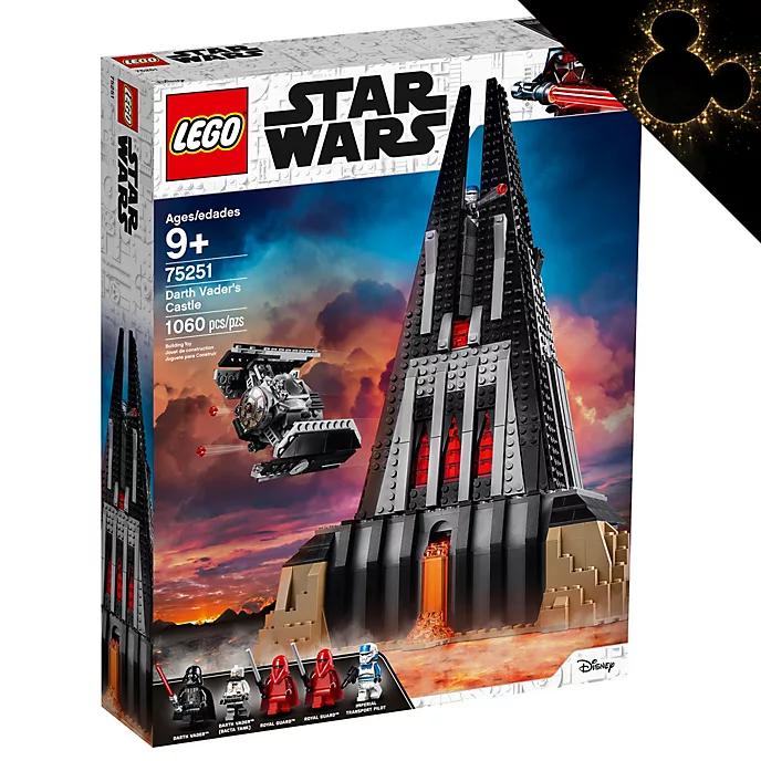 Lego Darth Vaders Castle - Set 75251 / Disney Shop