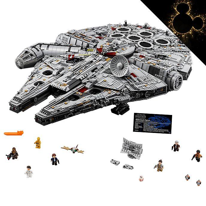 Lego Star Wars Millennium Falcon UCS (75192) Disney Store