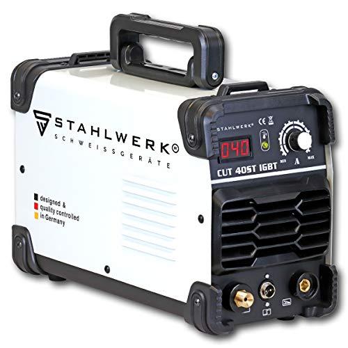 STAHLWERK CUT 40 ST IGBT Plasmaschneider bis 10mm. Kostenloser Prime Versand