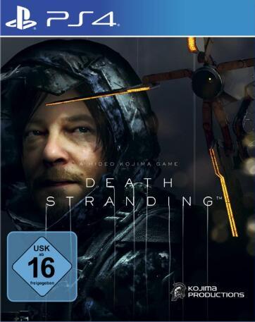 Death Stranding (PS4) für 17,45€ bei Amazon & GameStop Filialen