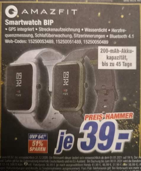 Lokal expert Bad Kreuznach AMAZFIT Bip Smartwatch