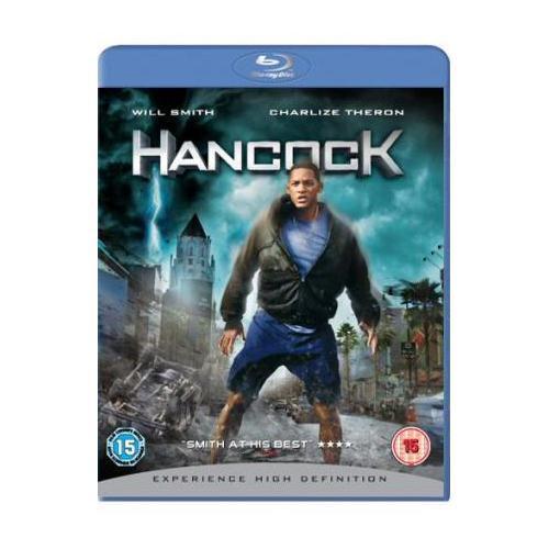 Blu-Ray - Hancock (2 Discs) für €6,37 [@Play.com]
