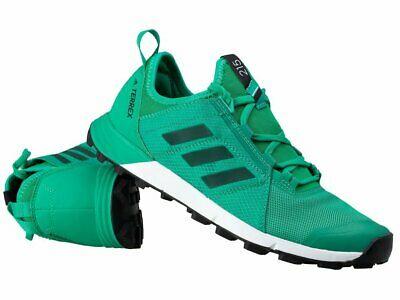 (Ebay) Adidas Terrex Agravic Speed W Damen-Trailrunning/Wanderschuhe (Core Green)