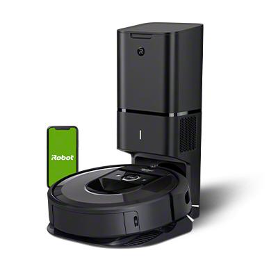 iRobot Roomba i7+ mit 75€ Cashback für 621,97€