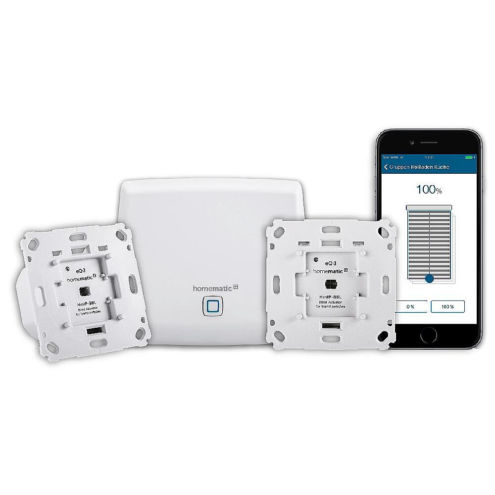 Homematic IP Starter Set Beschattung HmIP-SK5