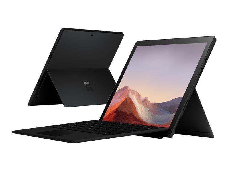 Surface Pro 7, i7, 256GB, 16 GB + Signature Type Cover in verschiedenen Farben