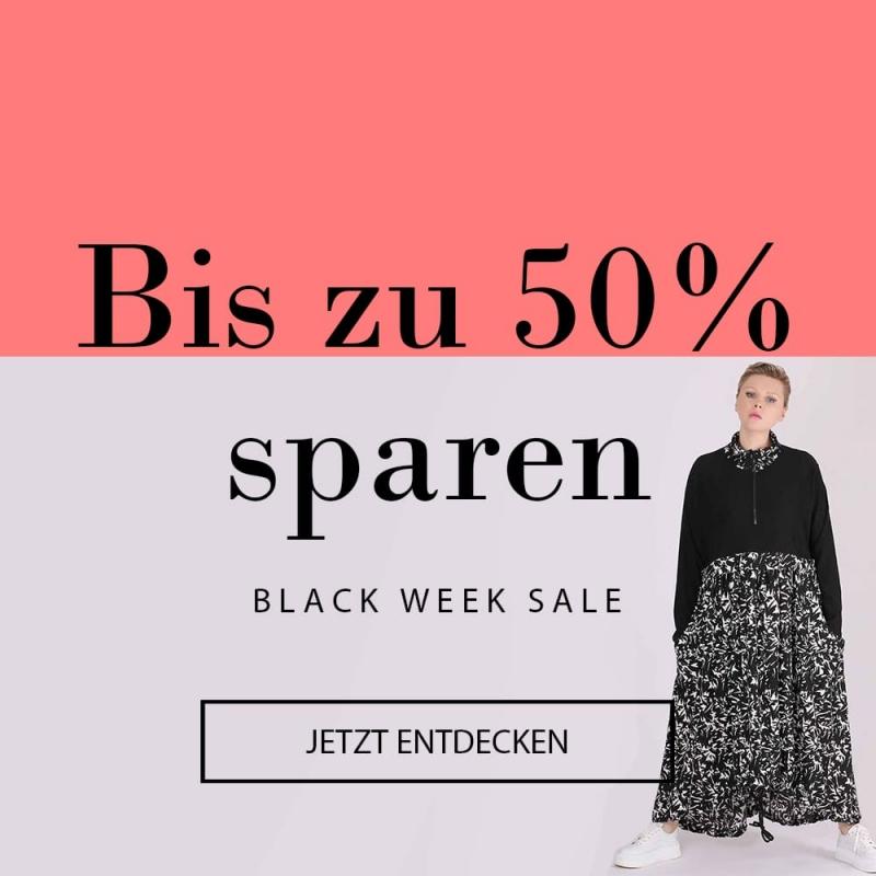 Sammeldeal Black Friday Plus Size Damen 20 % Ulla Popken 40 % Navabi 50 % Xadoo