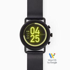Skagen Falster 3 Smartwatch Leder Schwarz [andere Varianten 179€]
