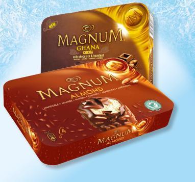 4er Packung Magnum im Penny ab 14.02.2013