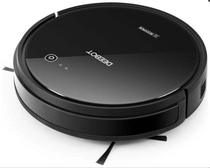 ECOVACS DEEBOT D601 geräuscharmer Saugroboter Alexa u. Google Home kompatibel für 119,70€ inkl. Versandkosten mit Amazon Pay