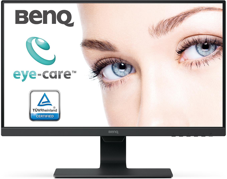 "BenQ GW2480E (23.8"", FHD, IPS, 60Hz, 99% sRGB, 250cd/m², HDMI, DP, VGA, Lautsprecher, VESA, 2J Garantie)"