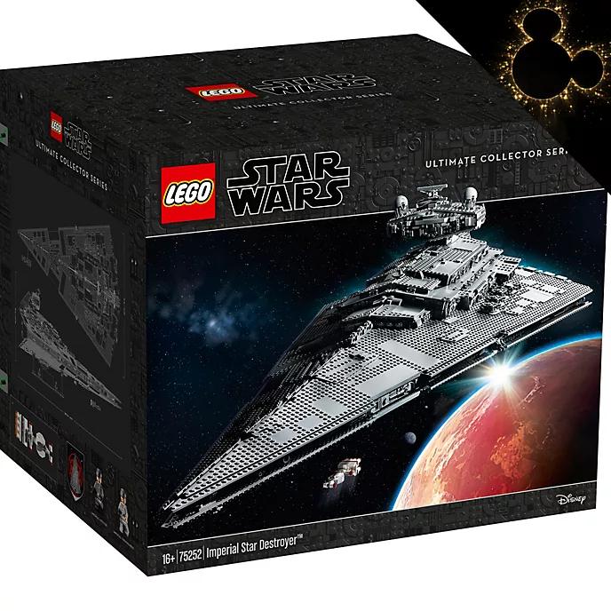 LEGO Sternenzerstörer 75252 im BlackFriday-Angebot bei Disney