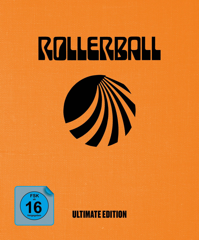 Black Weekend bei Capelight: 25% Rabatt + VSK-frei [Mediabook & Steelbook & Ultimate Edition] z.B. Rollerball für 28,03€ [UHD + Blu-ray]