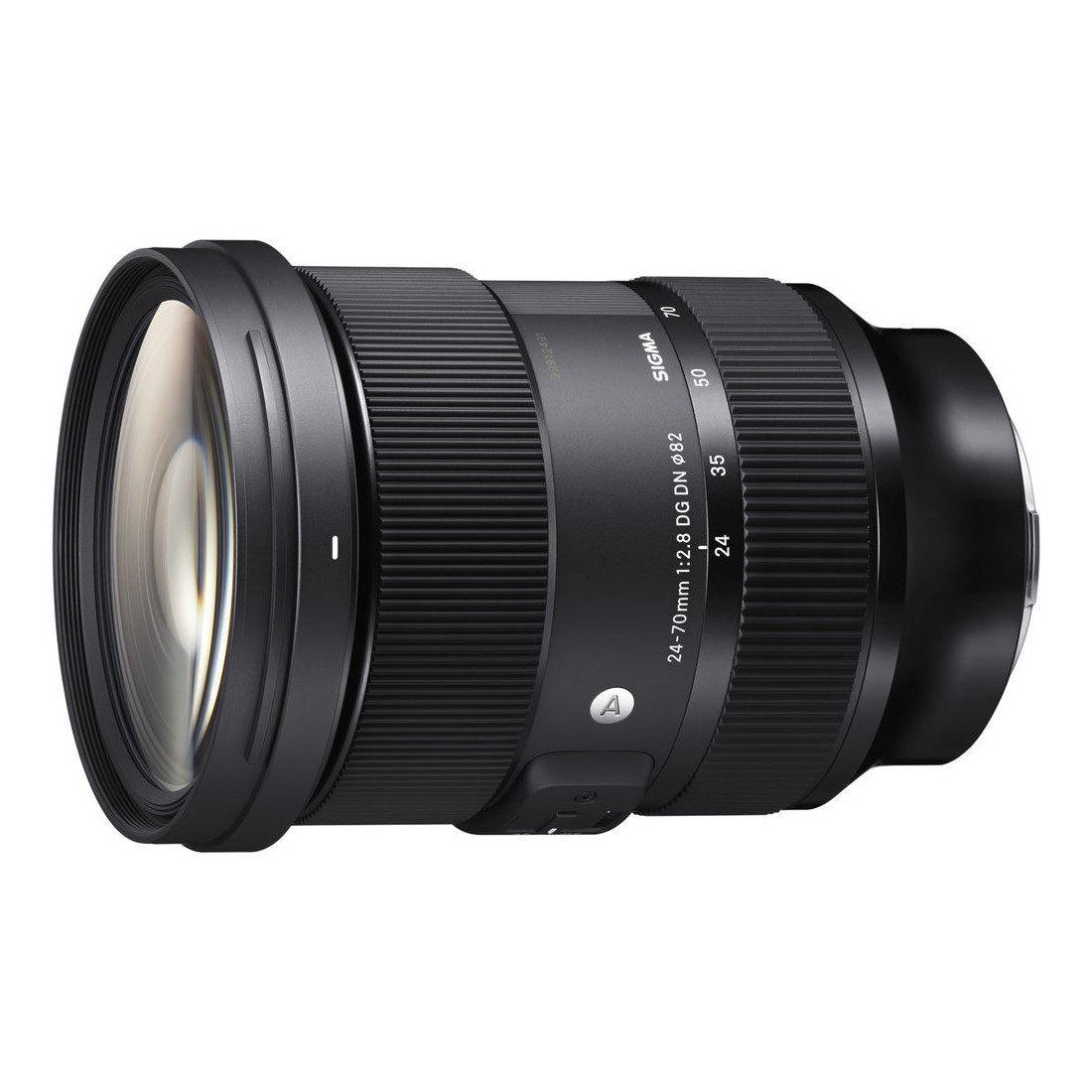 Sigma 24-70mm f/2.8 DG DN Art Objektiv für Sony E Mount