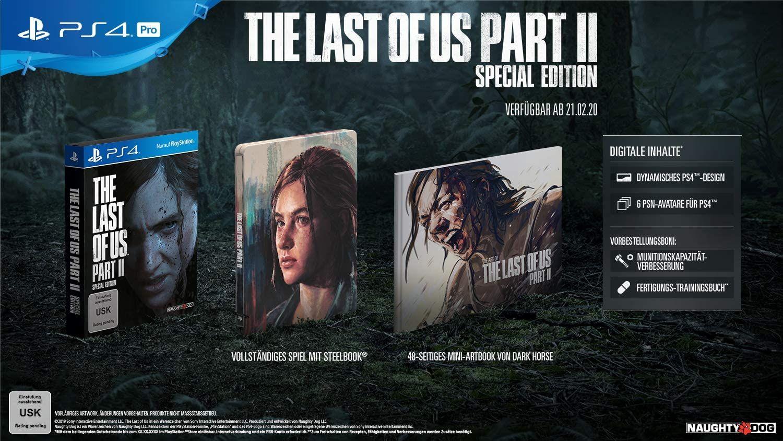 The Last Of Us II Special Edition [amazon.de]