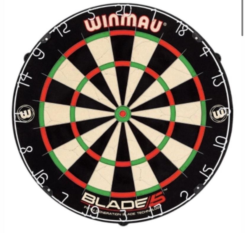 WINMAU Dartboard Original 5