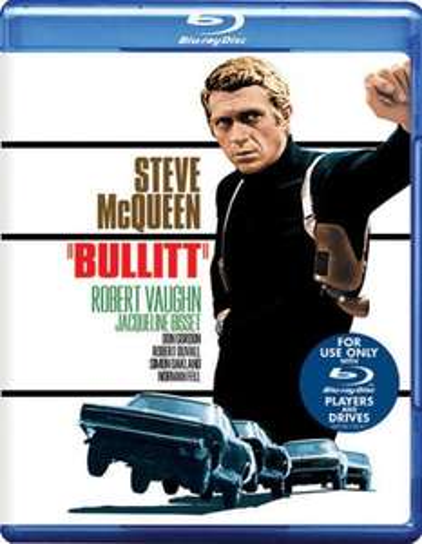 Blu-Ray - Bullitt für €6,34 [@TheHut.com]