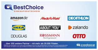 60€ Amazon / Zalando / H&M Gutschein bei KFZ-Vers.-Wechsel über BestChoice