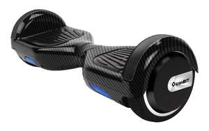 ICONBIT Smart Scooter CARBON KIT Self Balancing Scooter (6,5 Zoll, Carbon), B-Ware