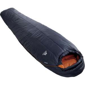Mountain Equipment Nova II | Schlafsack Cosmos / Blaze Regular - Leftzip / Komfort 3 °C /