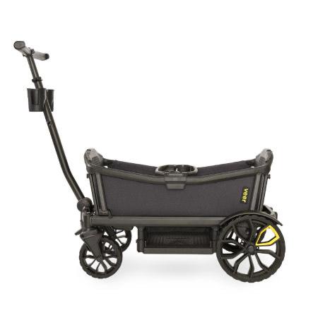 [Babymarkt] Veer Cruiser Bollerwagen dunkelgrau/schwarz
