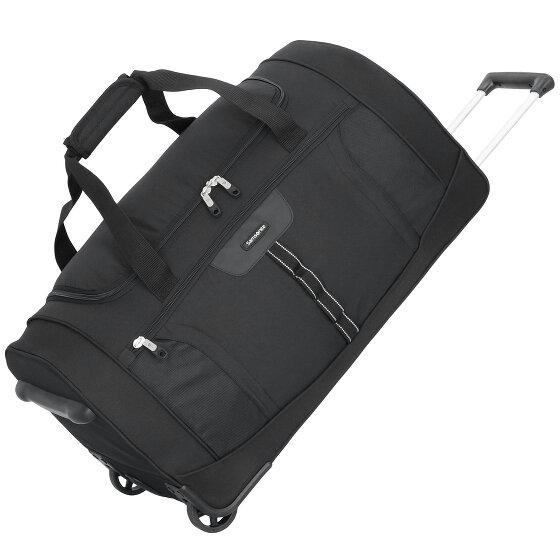 Samsonite Wanderpacks Rollenreisetasche 65 cm schwarz / 65cm x 33cm x 34cm